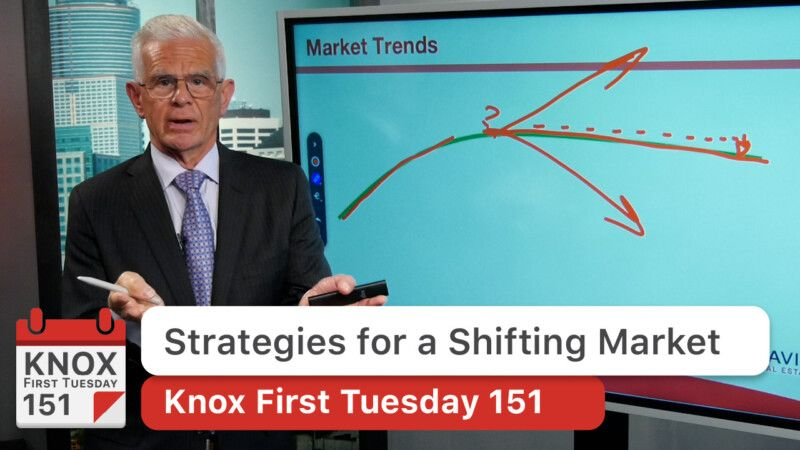 Strategies for a shifting market